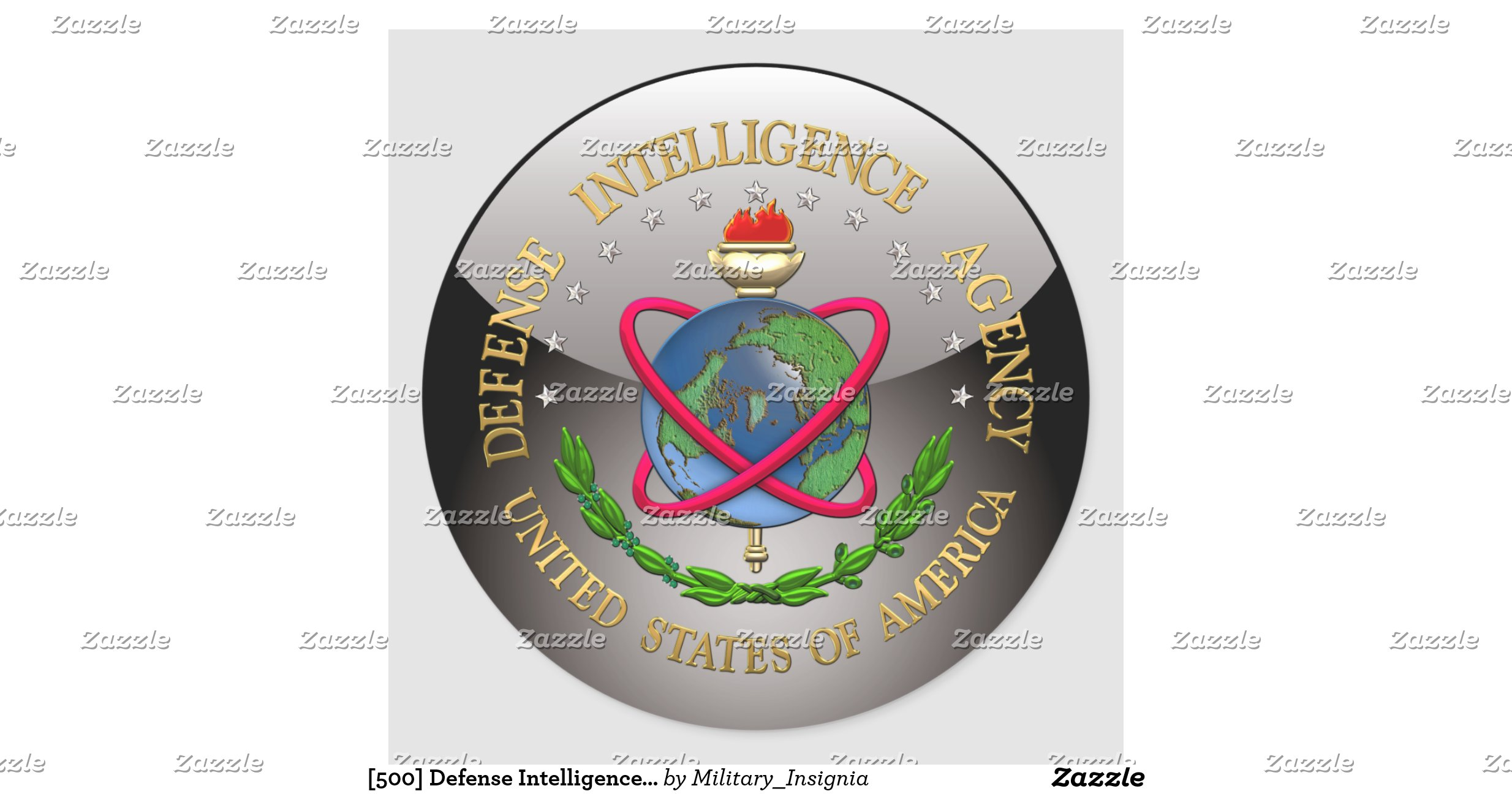 [500] Defense Intelligence Agency: DIA Special Edn Classic ...