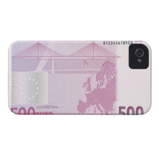 500 Euro Banknote Back Blackberry Bold Case