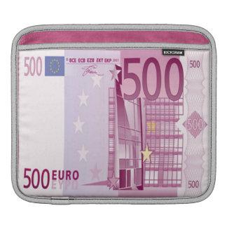 500 Euro Banknote iPad Sleeve