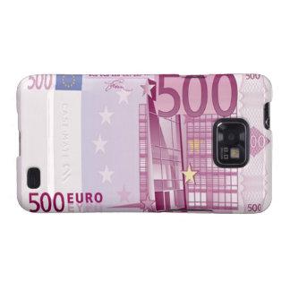500 Euro Banknote Samsung Galaxy S Case Galaxy S2 Cases