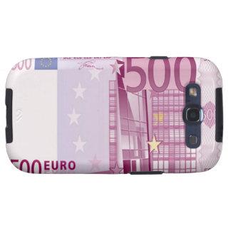 500 Euro Banknote Samsung Galaxy S Case Galaxy SIII Cover