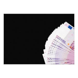 500 euros announcements