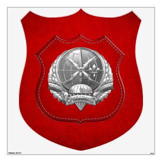 [500] Insignia de SOWT [escudo] Vinilo