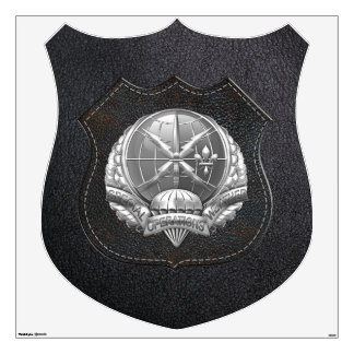 [500] Insignia de SOWT [escudo] Vinilo Decorativo