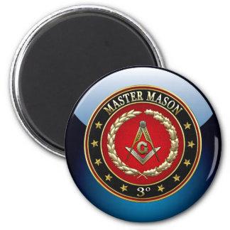 500 Master Mason 3rd Degree Special Edition Fridge Magnets