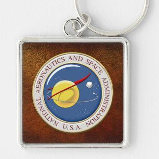 [500] NASA Emblem [3D] Keychain