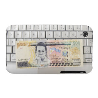 500 Peso Bill (2) iPhone 3 Case