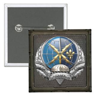 [500] SOWT Emblem Pinback Button