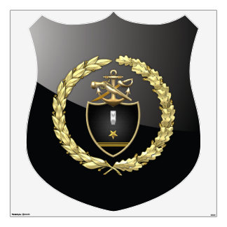 [500] SWCC: LTJG Special Edition Wall Decal