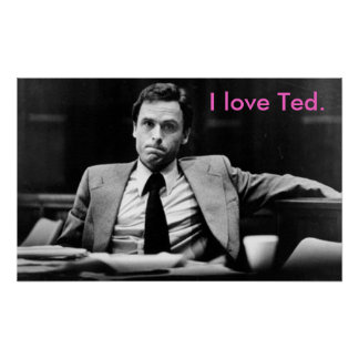500full, amo a Ted. Posters