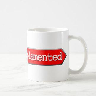 501 - Not Implemented Coffee Mug