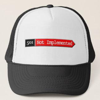 501 - Not Implemented Trucker Hat