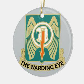 501st Aviation Regiment - The Warding Eye Ceramic Ornament