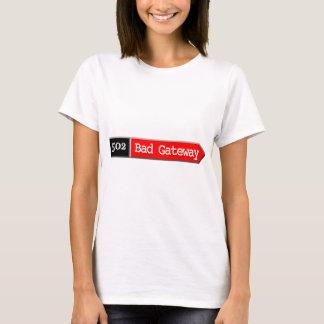 502 - Bad Gateway T-Shirt