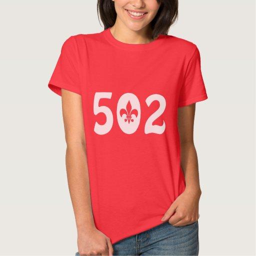 502 POLERAS