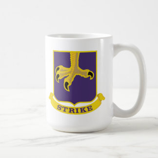 502nd Infantry Regiment - 101st Airborne Division Classic White Coffee Mug