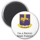 502nd- padre orgulloso del ejército imán para frigorifico