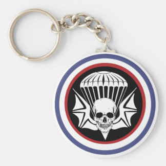 502nd PIR Keychain