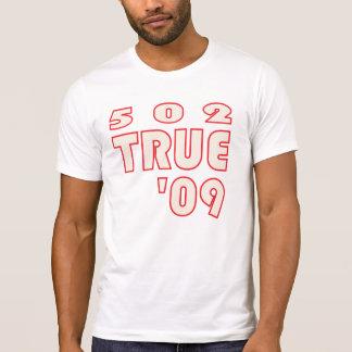 502TRUE Custom T DOB Limited T-Shirt