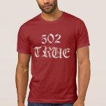 """502TRUE personalizado T """"RAÍCES """" Camisetas"""