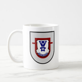 503d Infantry Regiment - 1st Battalion flash mug