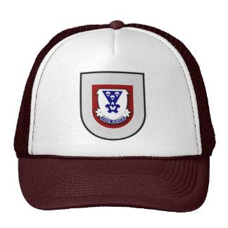 503d Infantry Regiment - Airborne flash Trucker Hat