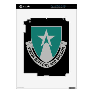503rd Aviation Battalion Decals For iPad 2