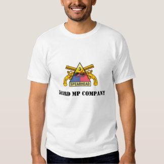 503rd MP Company Shirt