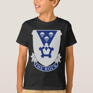 503rd Parachute Infantry Regiment - PIR - The Rock T-Shirt