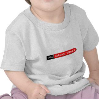 504 - Descanso de la entrada Camisetas