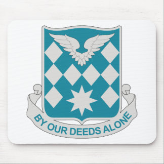 504th Aviation Battalion - By Our Deeds Alone Mouse Pad