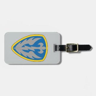 504th Battlefield Surveillance Brigade Bag Tag