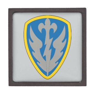 504th Battlefield Surveillance Brigade Jewelry Box