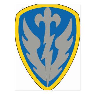 504th Battlefield Surveillance Brigade Postcard