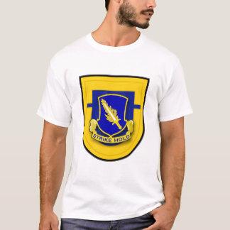 504th Infantry Regiment - Airborne, 1st Bn flash T-Shirt