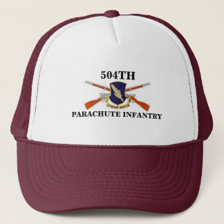 504TH PARACHUTE INFANTRY HAT