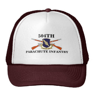 504TH PARACHUTE INFANTRY HAT