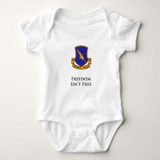 504th PIR-Freedom Isn't Free Baby Bodysuit