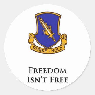 504th PIR-Freedom Isn't Free Sticker