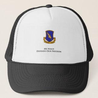 504th PIR- My Niece Defends Our Freedom Trucker Hat