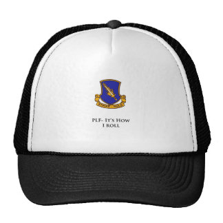 504th PIr- PLF- It's how I Roll Mesh Hats