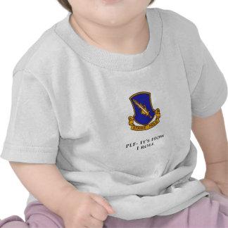 504th PIr- PLF- It's how I Roll T-shirt