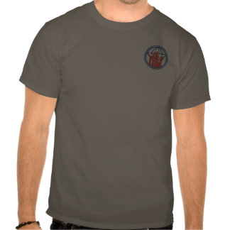 504th PIR Pocket Patch + Airborne Wings T-shirts