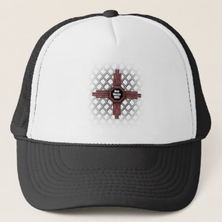 505 fights New Mexico Trucker Hat