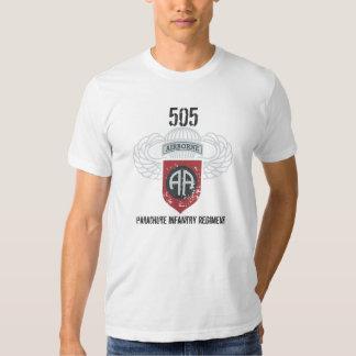 505 Parachute Infantry Regiment 82nd Airborne Tshirts