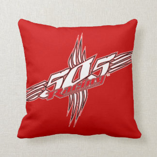 505 Racing by: Pain Star - American MoJo Pillow