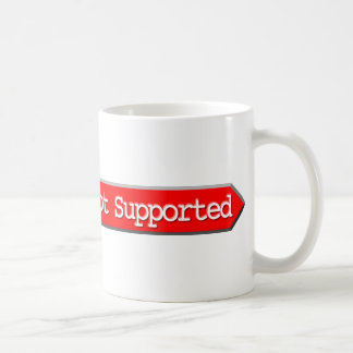 505 - Version Not Supported Coffee Mug
