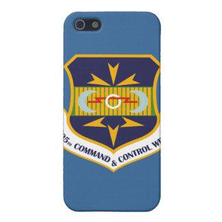 505o Ala del comando y del control iPhone 5 Fundas