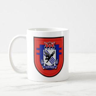 505th Infantry Regiment - 2d Battalion flash mug