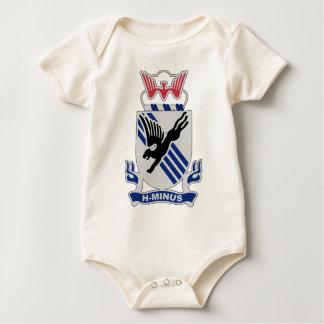 505th Parachute Infantry Regiment (PIR) - H-MINUS Baby Bodysuit